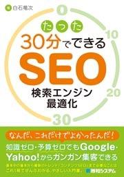 たった30分でできるSEO検索エンジン最適化