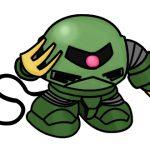 【画像】SEOをガンダム風ロボット化した「SEOロボ」を描いてみた