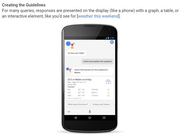 Google音声検索の品質評価ガイドラインが公開!