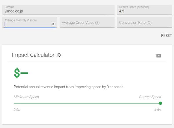 Impact-Calculator
