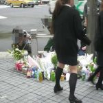 【画像】秋葉原無差別殺傷事件から10年…事件翌朝の写真