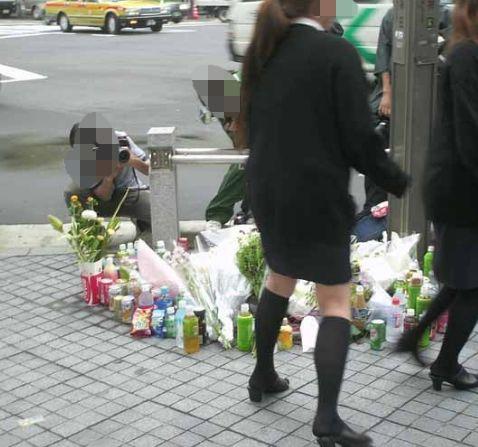 秋葉原事件から無差別殺傷事件から10年…事件翌朝の写真1