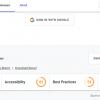 【SEO】ウェブサイト監査ツール…その名も「web.dev」(ウェブ・デブ)